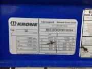 Шторный полуприцеп Krone 2016