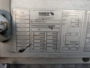 Шторные Schmitz 2017г. в. 74907вин