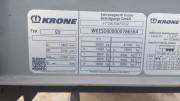 Шторный полуприцеп Krone 2017