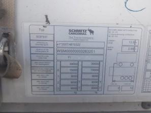 Шторные Schmitz 2017г. в. 83251вин