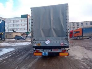Бортовые Kogel 2011г. в. 38914вин