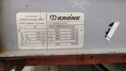 Шторно-бортовой полуприцеп Krone 2011